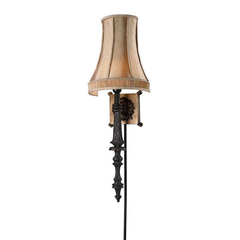 Elk Lighting Sconce: ELK Lighting 26002/1 Torch Sconces/josephine Wall Sconce 1