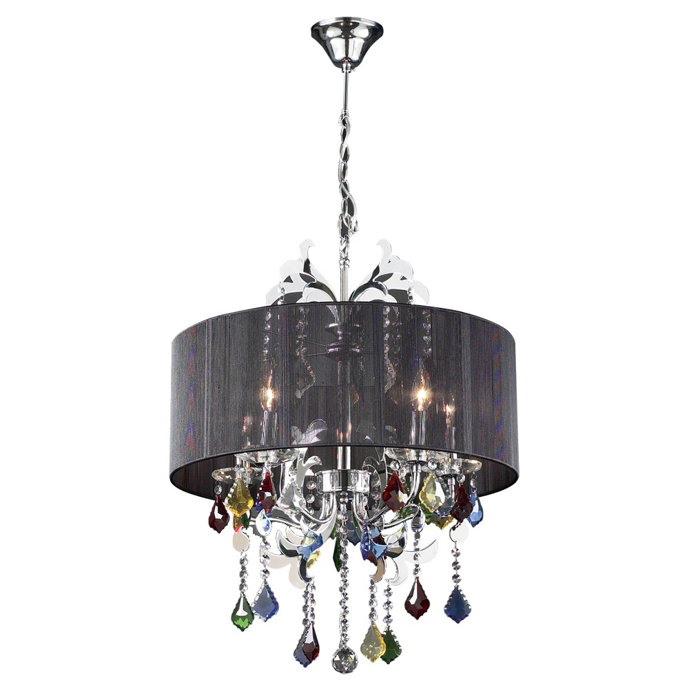 PLC Lighting 34112 PC Torcello Collection