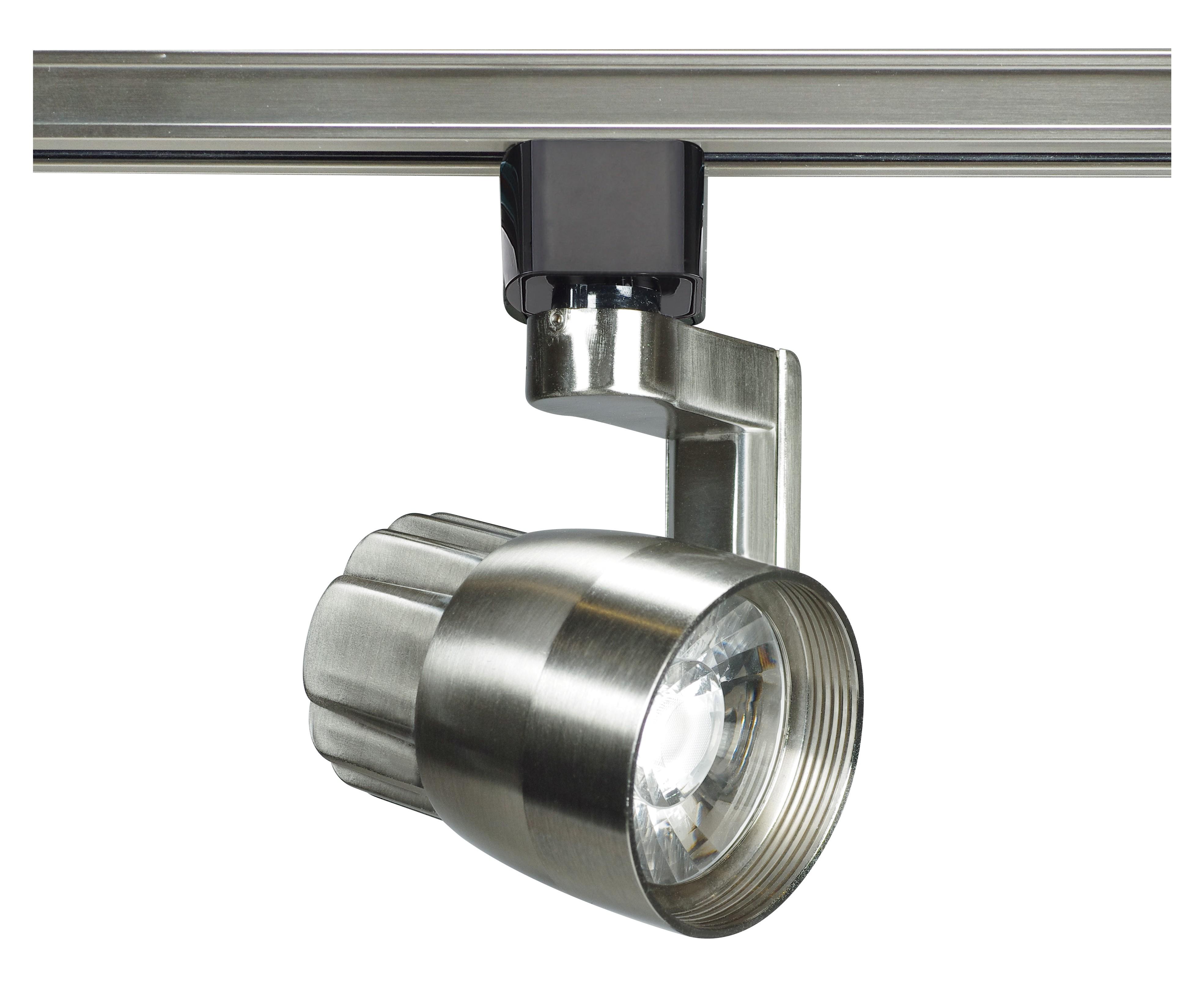 Nuvo Lighting Th425 1 Light Led 12w Track Head Angle Arm