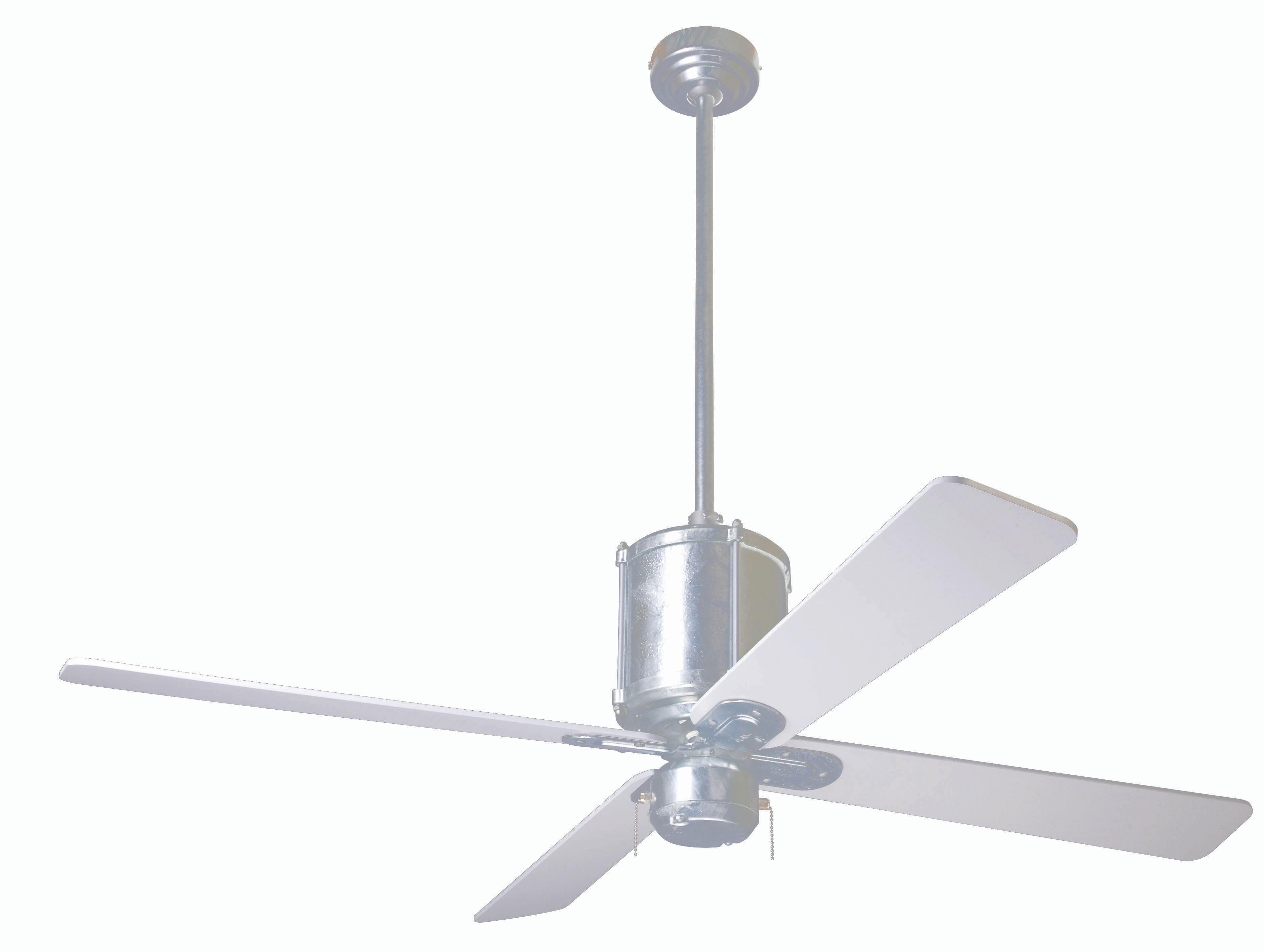 Fan pany IND GV 52 MP NL 001 Industry Galvanized Ceiling Fan
