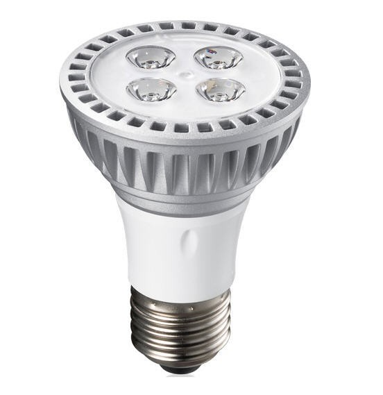 Samsung 50 Watt Equivalent 7 Watt Par20 Warm White Narrow Flood Dimmable Led Light Bulb