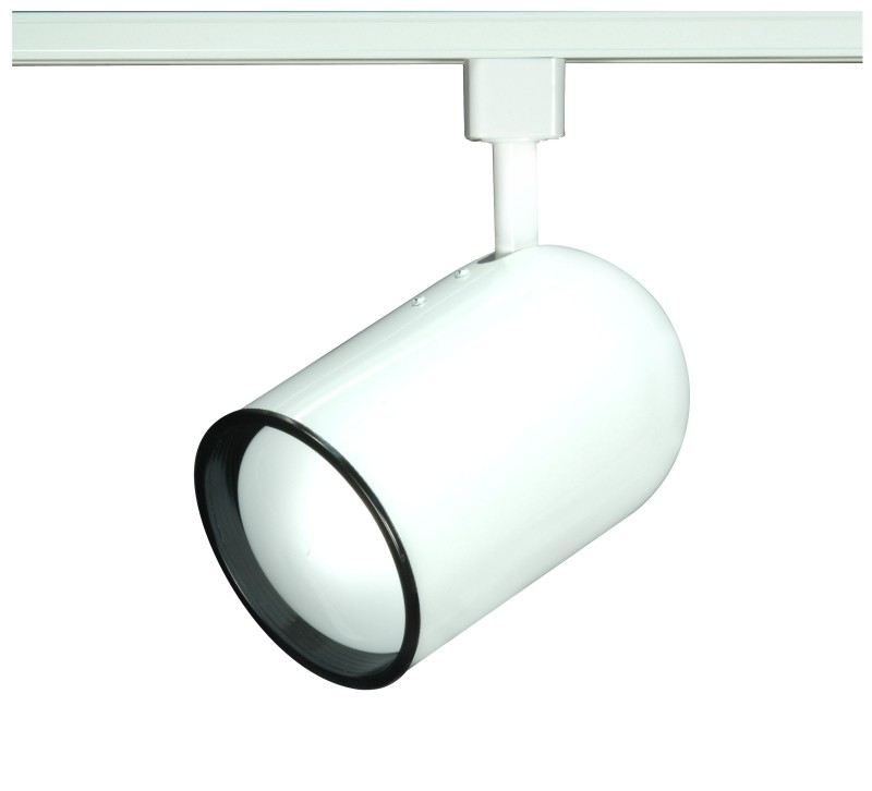 Nuvo Lighting Th210 1 Light R30 Track Head Bullet Cylinder
