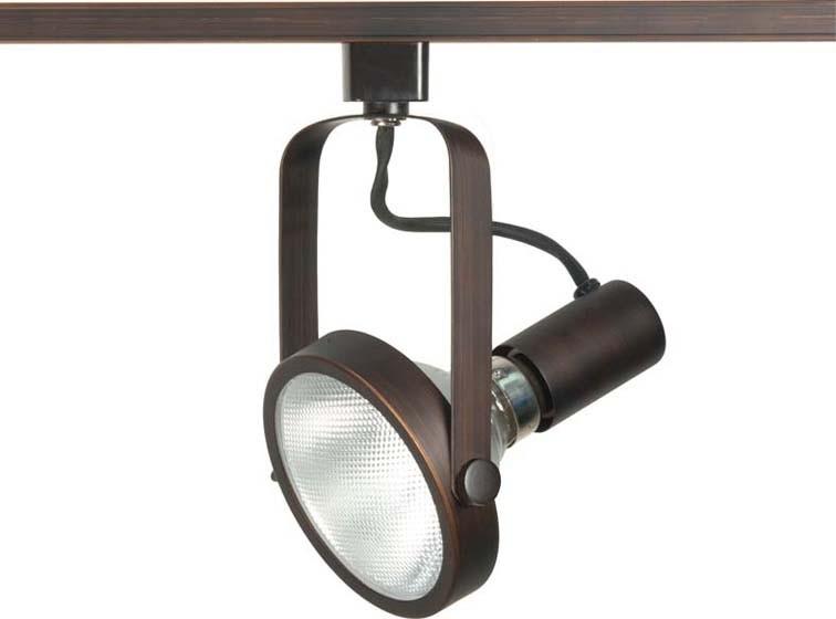 Nuvo Lighting Th348 1 Light Par30 Gimbal Ring Track Head