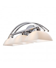 ELK Lighting 10032/3 Arches 3 Light Vanity in Polished Chrome