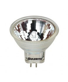 Bulbrite 642061 | 10 Watt Dimmable Halogen Lensed MR11 Bulb, Bi-Pin