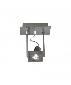 PLC Lighting 1271 SN Square Collection