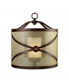 ELK Lighting 14050/1 Cumberland 1 Light Sconce in Classic Bronze
