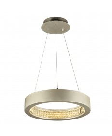 PLC Lighting 14833AL 1 Single Pendant from the Orion collection