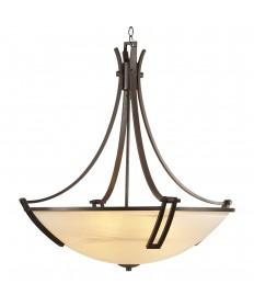 PLC Lighting 14866 ORB Highland Collection