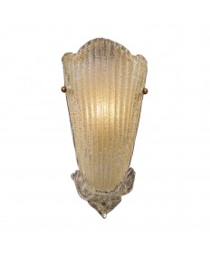 ELK Lighting 1520/1 Providence 1 Light Sconce in Gold Leaf