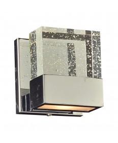 PLC Lighting 1651PC 1 Light Sconce Regis Collection