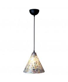 PLC Lighting 1800 BLUE/BK Rio-I Collection