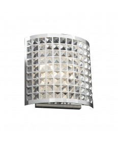 PLC Lighting 18186 PC Jewel Collection