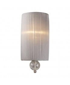 ELK Lighting 20005/1 Alexis 1 Light Sconce in Antique Silver