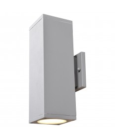 Access Lighting 20033LEDMG-SAT/FST Bayside (m) Outdoor Square Cylinder