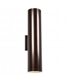 Access Lighting 20035LEDMG-BRZ/FST Sandpiper (m) Outdoor Round