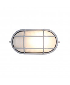 Access Lighting 20290LEDDLP-SAT/FST Nauticus Wet Location LED Bulkhead
