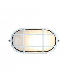 Access Lighting 20290LEDDLP-WH/FST Nauticus Wet Location LED Bulkhead