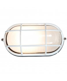 Access Lighting 20292-WH/FST Nauticus Wet Location Bulkhead