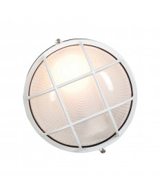 Access Lighting 20294-WH/FST Nauticus Wet Location Bulkhead