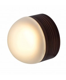 Access Lighting 20337MG-BRZ/FST MicroMoon Wet Location Ceiling or Wall Fixture