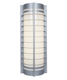 Access Lighting 20346MG-SAT/ACR Kraken Wet Location Wall Fixture