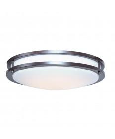 Access Lighting 20466GU-BRZ/ACR Solero 3-Light Flush Mount