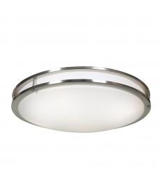 Access Lighting 20467GU-BS/ACR Solero 6-Light Flush Mount