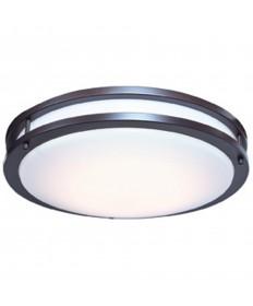 Access Lighting 20467GU-BRZ/ACR Solero 6-Light Flush Mount