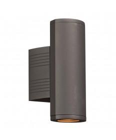 PLC Lighting 2055BZ 2 Light Outdoor (up & down light) LED Fixture