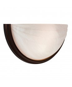 Access Lighting 20635LEDDLP-ORB/ALB Crest Dimmable LED Wall Sconce