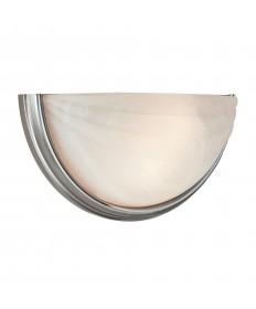 Access Lighting 20635-SAT/ALB Crest Wall Sconce