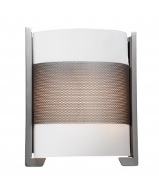 Access Lighting 20739LEDD-BS/OPL Iron Dimmable LED Wall Fixture