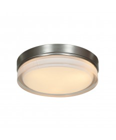 Access Lighting 20775LEDD-BS/OPL Solid (s) Dimmable LED Flush Mount
