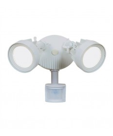 Access Lighting 20785LED-WH Stealth Security Spotlight with Motion