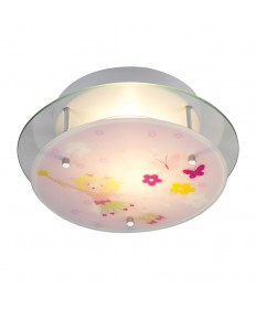 ELK Lighting 21008/2 Novelty 2 Light Semi-flush