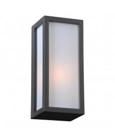 PLC Lighting 2240BZ113GU24 1 Light Outdoor Fixture Dorato Collection