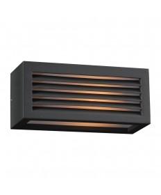 PLC Lighting 2242BZLED 1 Light Outdoor Fixture Madrid Collection