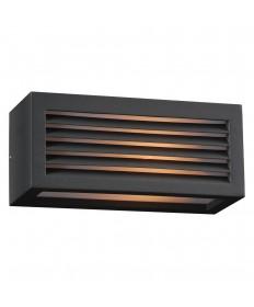 PLC Lighting 2242BZ113GU24 1 Light Outdoor Fixture Madrid Collection