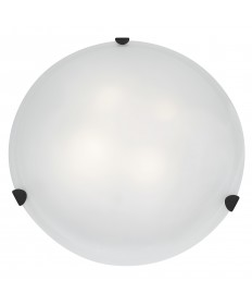 Access Lighting 23021-RU/WH Mona Flush-Mount