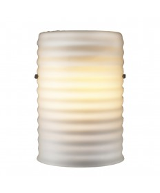 PLC Lighting 23159/CFL OPAL Wilta Collection