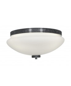 Access Lighting 23865-CH/OPL Onyx Flush-Mount