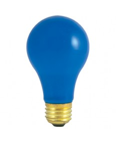 Bulbrite 106325 | 25 Watt Incandescent A19 Party Bulb, Medium Base