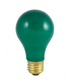 Bulbrite 106425 | 25 Watt Incandescent A19 Party Bulb, Medium Base