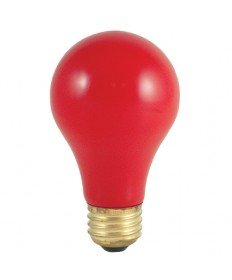 Bulbrite 106725 | 25 Watt Incandescent A19 Party Bulb, Medium Base