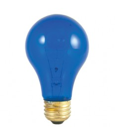 Bulbrite 105325 | 25 Watt Incandescent A19 Party Bulb, Medium Base