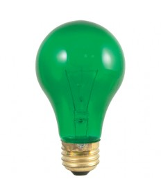 Bulbrite 105425 | 25 Watt Incandescent A19 Party Bulb, Medium Base