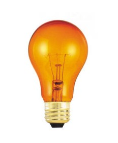 Bulbrite 105525 | 25 Watt Incandescent A19 Party Bulb, Medium Base