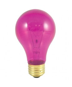 Bulbrite 105625 | 25 Watt Incandescent A19 Party Bulb, Medium Base