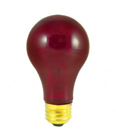 Bulbrite 105725 | 25 Watt Incandescent A19 Party Bulb, Medium Base